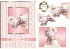 christening day blessings on Craftsuprint - Add To Basket!