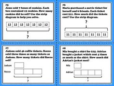 4th grade tape strip diagram worksheets for adding and subtracting solving problems using a strip diagram aligned to teks in gr cc gr ccuart Choice Image