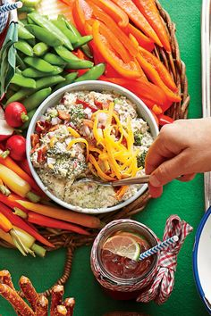 Broccoli Recipes: Broccoli Salad Dip