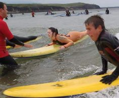 Donegal Adventure Centre (DAC) is Ireland's largest Surf and Outdoor Education Centre, specialising inschools, teens and college - Please Like & Share Ireland With Kids, Stuff To Do, Things To Do, Adventure Center, Outdoor Education, Education Center, Donegal, Days Out, Centre