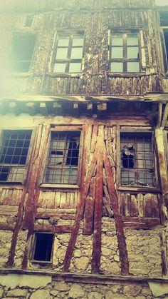 Beypazarı evleri..