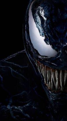 Venom movie wallpaper by - cb - Free on ZEDGE™ Marvel E Dc, Marvel Venom, Marvel Heroes, Marvel Avengers, Venom Spiderman, Avengers Series, Venom Comics, Dc Comics, Marvel Cartoons