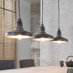 Industriele lamp metaal