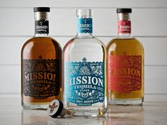 Mission Tequila by Jose Canales