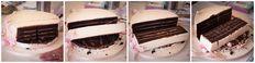 Das Anschneiden von mehrstöckigen Torten - Tipps vom Profi! #hochzeitstorte #torte Smoothie, Cupcakes, Fondant, 21st, Health, Desserts, Food, Life, Recipes