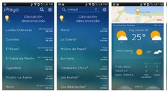 Tres apps para conocer el estado de las playas y el mar