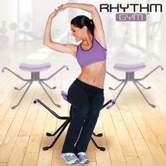 Sistem Antrenament Rhythm Gym