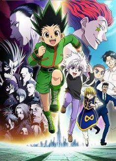 Hunter x Hunter (2011) VOSTFR/VF BLURAY   Animes-Mangas-DDL