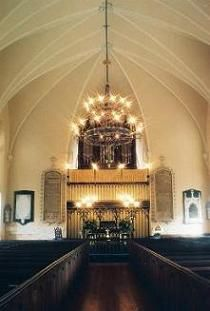 French Hugenot church downtown...the church that I grew up at. So pretty!