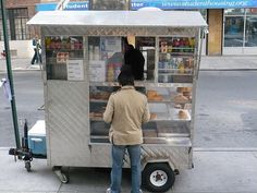 Coffee cart/get business mobile