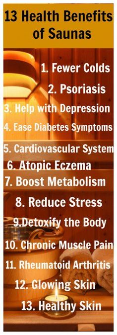 Saunas have many heath benefits and they are great for the skin.#sauna #health #skincare #beauty