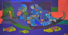 Original Painting     FAREWELLGOODBYE   by ARTGALERYPAINTING, $470.00