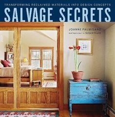 Salvage Secret: Transforming Reclaimed Materials into Design Concepts