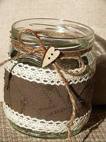 Jar, Home Decor, Homemade Home Decor, Interior Design, Home Interiors, Decoration Home, Jars, Drinkware, Home Decoration