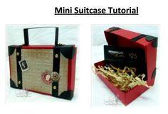 Mini Suitcase Tutorial - bjl