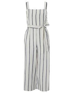 6a6eff96b93 Earn your style stripes this season with our effortlessly chic Clara  jumpsuit. Crafted from lightweight and breathable linen