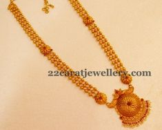 Necklaces / Harams - Gold Jewellery Necklaces / Harams at USD Gold Bangles Design, Gold Jewellery Design, Gold Jewelry, Gold Necklaces, Bridal Jewelry, Jewelry Design Earrings, Gold Earrings Designs, Necklace Designs, Gold Designs
