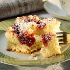 Raspberry-Cheese Coffee Cake II Recipe - one of my favourite easy peasy recipes