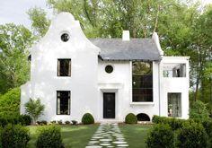 A designer's family home
