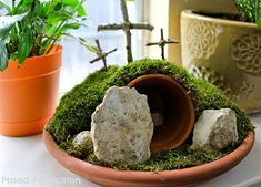 Donna gault dgault2115 on pinterest easter garden tutorial negle Image collections