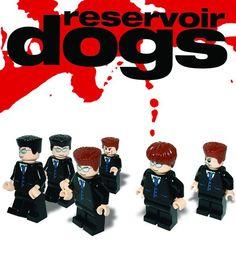 Reservoir Dogs in minifigs