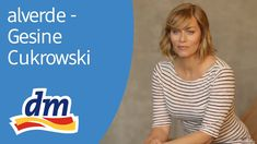 alverde Magazin - Interview des Monats mit Gesine Cukrowski