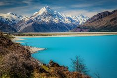 10 Most Scenic Roads in New Zealand - South Island - In A Faraway Land Visit New Zealand, New Zealand Travel, Driving In New Zealand, New Zealand South Island, Sustainable Tourism, Take Better Photos, Koh Tao, Statues, Cool Pictures