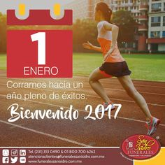 ¡Bienvenido! 2017  #UnNuevoAñoParaServirConSentidoHumano