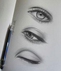 Eye drawings and sketches eye drawings, pencil drawings, eyes artwork, eye sketch, Eye Pencil Drawing, Realistic Eye Drawing, Drawing Eyes, Pencil Art Drawings, Cool Art Drawings, Art Drawings Sketches, Easy Drawings, Eyes Artwork, Eye Sketch