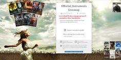 #Mortal_Instruments Giveaway