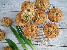 fitshaker-blog-slane-muffiny-medvedi-cesnak2 Mozzarella, New Recipes, Pesto, Ale, Cooking, Breakfast, Food, Kitchen, Morning Coffee