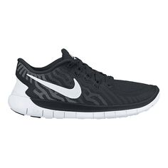 e2ee7301df87f TENIS NIKE FREE 5.0 Netshoes, Tênis Nike, Sapatos, Preto, Masculino, Treino