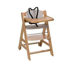 Hauck Beta Plus Wooden Highchair by Hauck