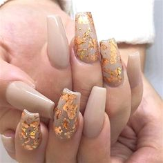 What Fall Nail Art Designs should you opt for to get a fall-perfect look? Well, check out the options here for some Beautiful Fall Nail Designs and Ideas. Fall Acrylic Nails, Fall Nail Art, Fall Nail Colors, Acrylic Gel, Warm Colors, Color Nails, Gel Nails For Fall, Nail Ideas For Fall, Crazy Acrylic Nails
