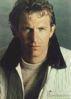kevin costner. Definitely one of my style icons. I've also always wondered why he never played Batman.