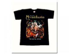 AVANTASIA THE METAL OPERAMusic Black Tshirt