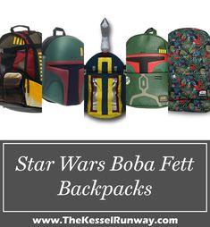 cd80d73dcd Leia s List - Boba Fett Themed Backpacks