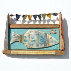 Big Fish - Driftwood Art - CoastalHome.co.uk: Driftwood Shirley Vauvelle