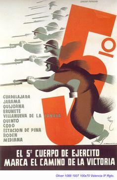 Memoria republicana - Carteles - Amado Oliver (1896-1996)