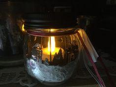 Winter Jar  - Hometown Greetings Edgelits