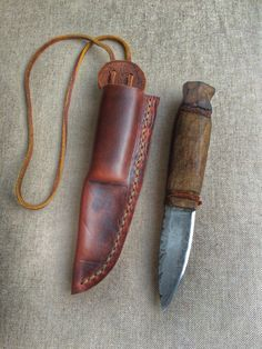 Ötzi styled knife                                                                                                                                                                                 More