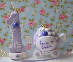 Vela Personalizada Princesa Sofia