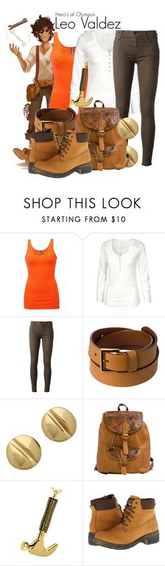 """""""♚: heroes of olympus: leo valdez. 