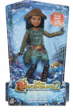 Disney Descendants 2 Uma Under The Sea Doll in for sale online Disney Baby Dolls, Baby Disney, Disney Art, American Girl Doll Movies, Evie Costume, Disney Descendants Dolls, New Barbie Dolls, Disney Jasmine, Bear Crafts