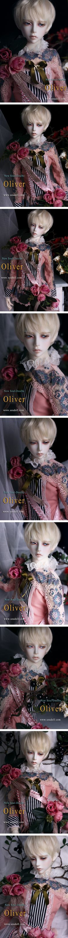Souldoll's Special Limited Head - Oliver (Double boy head) ...been trying to convince myself I don't need him ...but <3  *Special ball jointed doll for you, SOULDOLL* http://souldoll.com/shop/step1.php?number=3840