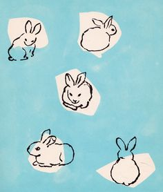 "The Bunny Who Found Easter"" by Charlotte Zolotow, illustrated by Betty Peterson (1959)"