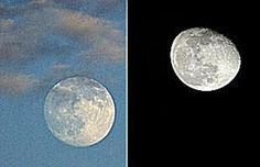 4 Steps to Improving Your Pictures of the Moon