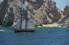 Sailship by El Arco - Cabo San Lucas & the Los Cabos area that includes San José del Cabo, offers a wide variety of things to do, sports, tours, activities and just plain sightseeing. For more ideas on what to do in CSL go here: http://www.cabosanlucas.net/what_to_do/index.php #csl #cabo #cabosanlucas #loscabos #baja #bcs #mexico #activities #tours #sports