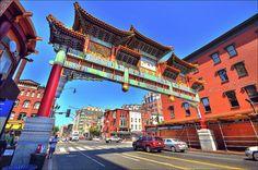 唐人街 Chinatown (Washington, D.C.) by Hosam Al-Ghamdi .: :. حسام الغامدي, via Flickr