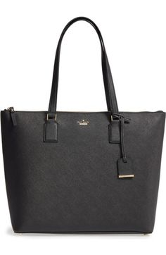 KATE SPADE Large Cameron Street Lucie Leather Tote. #katespade #bags #leather #hand bags #tote #